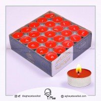 Iranian's  100 pcs colored Warmer candles