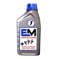 Iranian's  EM car injector cleaning solution, 1000 ml volume