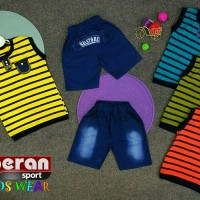 Iranian's Boy's Tops and Shorts 04