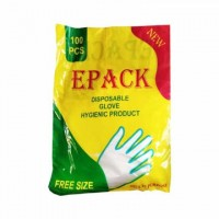 Iranian's  Plastic gloves pack 100 pieces