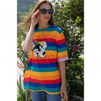 Iranian's  Rainbow Women's T-Shirt