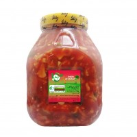 Iranian's  Pickled tomato salad blend 2100g