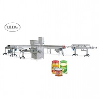 Iranian's  Equipment and machinery for the production and packaging of canned beans