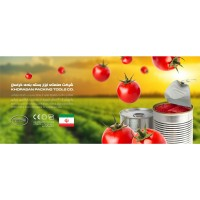 Iranian's  Canned line production and machinery equipment and machinery