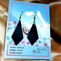 Iranian's  Lupo Idle earrings