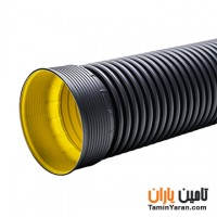 Iranian's  Wastewater polyurethane pipe of karogite and kertub