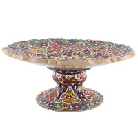 Iranian's  Large size F30 earthenware