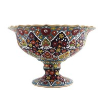 Iranian's  Large size D30 earthenware