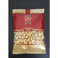 Iranian's  200 grams salted cashew nuts